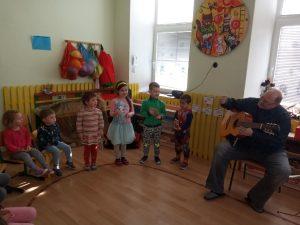 Jindřich Kaulfers – hudební vystoupení