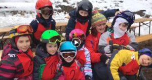 Lyžařský kroužek – Skiareál Kvasejovice