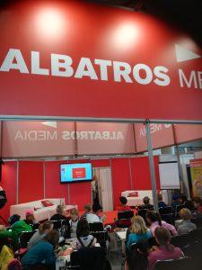 Evička lhářka žhářka v Albatrosu – 9.5.2019